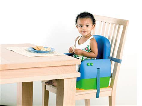 c est le bon moment pour choisir une chaise haute ou un rehausseur