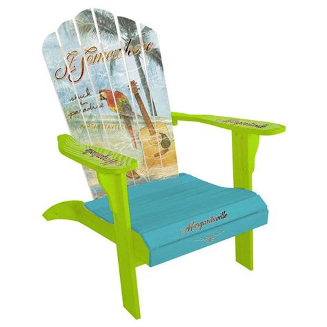 margaritaville quot vintage tequila quot classic adirondack chair