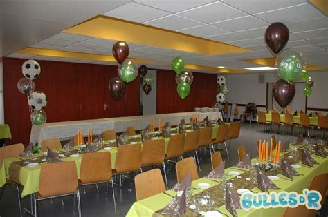 d 233 coration salle anniversaire d anniversaire idee