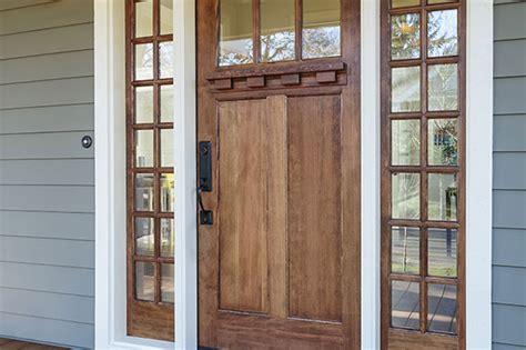 une porte d entr 233 e en bois les astuces pour la peindre d 233 co solutions