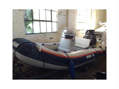 Inflatable Boats Devon by Selva 360 In Devon Inflatable Boats Used 71015 Inautia
