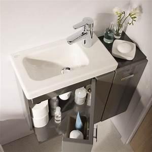 Konsole Für Waschbecken : waschbecken g ste wc ~ Markanthonyermac.com Haus und Dekorationen