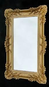 Barock Spiegel Groß : wandspiegel barock gold spiegel antik 96x57 badspiegel gro wandspiegel barock kaufen bei ~ Whattoseeinmadrid.com Haus und Dekorationen