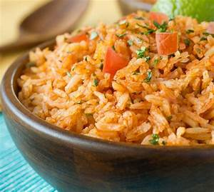 RecipeRestaurant Style Mexican Rice Side Dish Recipes
