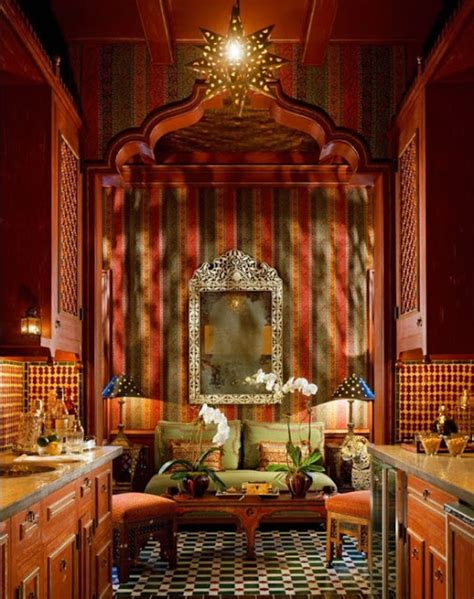 Eye For Design Decorating Moroccan StyleElegant and