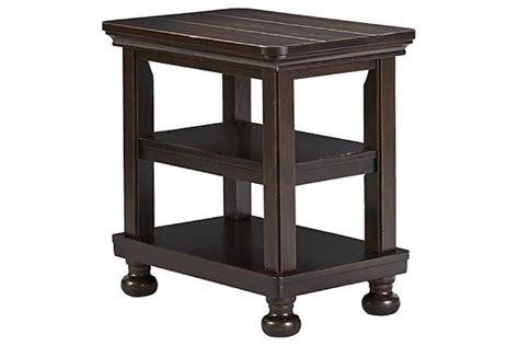power chairside end table home furniture ideas