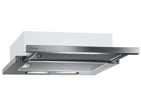 hotte tiroir escamotable 60 cm cbt 6130 x chez conforama