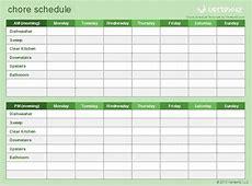 70+ Free Schedule & Planner Templates [ Word, Excel