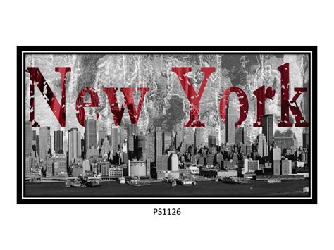 revger cadre lumineux new york id 233 e inspirante pour la conception de la maison