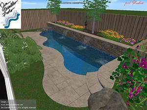 Mini Pool Design : swimming pool design big ideas for small yards ~ Markanthonyermac.com Haus und Dekorationen