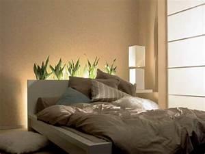 Ideen Schlafzimmer Farbe : ideen wandgestaltung farbe schlafzimmer ~ Markanthonyermac.com Haus und Dekorationen