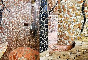 Dusche Für Garten : mediterrane innenarchitektur gartengestaltung mit naturstein leipzig krostitz ~ Markanthonyermac.com Haus und Dekorationen