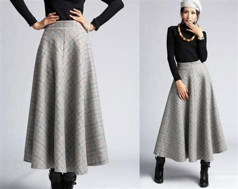 25+ Cute Maxi Skirt Winter Ideas On Pinterest