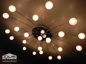 Wohnzimmer Deckenleuchte Modern : 17 best ideas about deckenlampe wohnzimmer on pinterest ~ Markanthonyermac.com Haus und Dekorationen