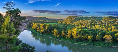 09/22/16 Featured Arkansas Landscape Photography–sunset At