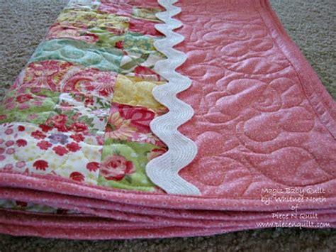 Magic Jelly Roll Quilt