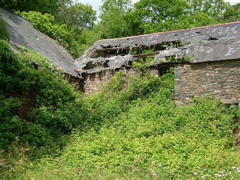 maison 224 vendre en bretagne morbihan la gacilly grande ruine en vues sur la cagne
