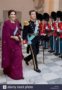 Copenhagen, Denmark. 4th Jan, 2017. Crown Prince Frederik ...