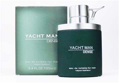 Yacht Man by Yacht Man Dense Myrurgia Cologne A Fragrance For Men