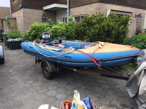 Zephyr Rubberboot by Zephyr Rubberboot Met 30 Pk Yamaha En Trailer Afgeprijsd