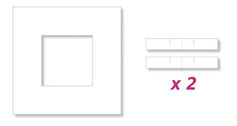 d 233 corer un cadre photo rectangulaire 224 offrir en cadeau