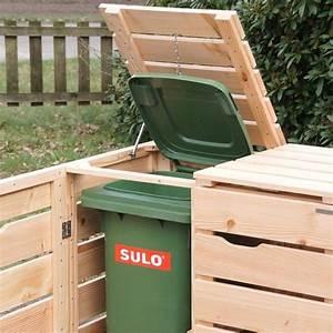 Mülleimer Selber Bauen : ber ideen zu m lltonnenbox auf pinterest m lltonnenhaus m lltonnenverkleidung und ~ Markanthonyermac.com Haus und Dekorationen