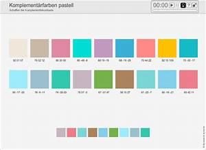 Was Sind Pastellfarben : farbenschule komplement rfarben pastell ~ Markanthonyermac.com Haus und Dekorationen