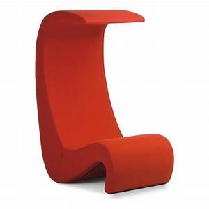 Panton Chair Rot : vitra amoebe highback lounge chair verner panton ~ Markanthonyermac.com Haus und Dekorationen