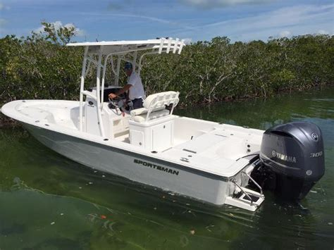 Sportsman Boats Masters 247 by Sportsman 247 Masters Boats For Sale In Islamorada Florida