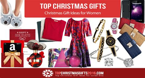 Best Christmas Gift Ideas For Women-top Christmas