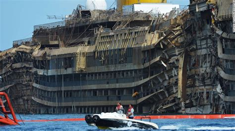 Schip Concordia by Remains For Final Costa Concordia Victim Recovered Cnn