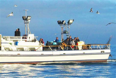 Long Beach Fishing Boat by Newport Landing Sportfishing Southern California Fishing