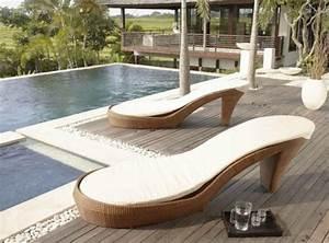 Loungemöbel Outdoor Ausverkauf : effektvolle polyrattan loungem bel ~ Markanthonyermac.com Haus und Dekorationen