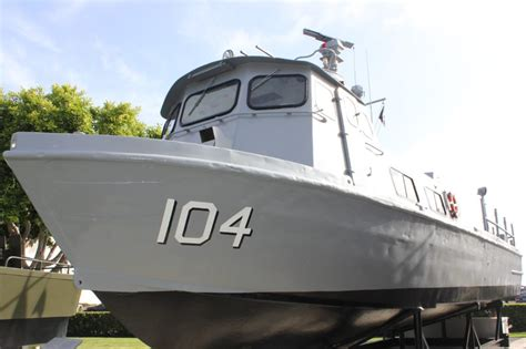 Swift Water Boat by Swift Boat Sailors Association Memorial Ceremony
