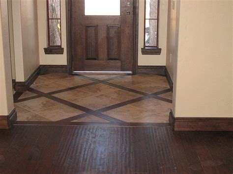decorative tile ideas for entryway images