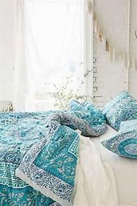Bettwäsche Alte Muster : bohemien look f r ihr schlafzimmer ~ Markanthonyermac.com Haus und Dekorationen
