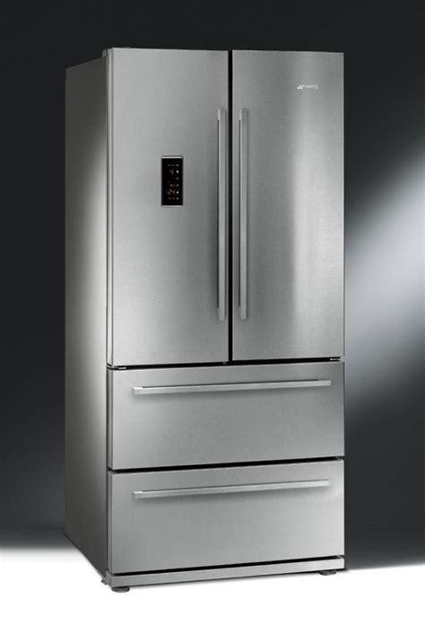 refrigerateur americain 2 portes 2 tiroirs table de cuisine