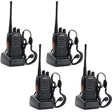 save 21 baofeng bf 888s two way radios walkie talkies handheld radios range security