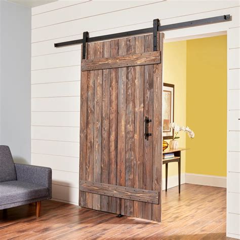 How To Build A Simple Rustic Barn Door — The Family Handyman. Chamberlain 3 4 Hp Garage Door Opener. Magnet Internal Folding Doors. Sear Garage Door Opener Parts. Replacement Kitchen Cabinet Doors. Hanger Garage. 30 Inch Wide French Door Refrigerator. Interior Door Moulding. Garage Doors Replacement