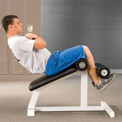 Chair Sit Ups Arnold by Mini Abdominal Sit Up Bench Bomb Proof Bp 12
