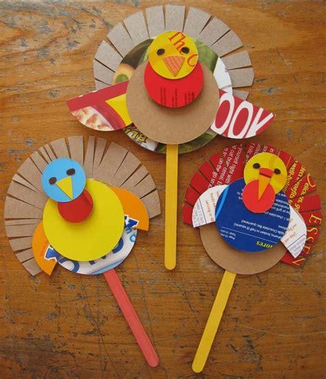 Hello, Wonderful  15 Terrific Kids' Thanksgiving Crafts