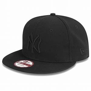 NEW ERA MENS 9FIFTY BASEBALL CAP.NEW YORK YANKEES BLACK ...