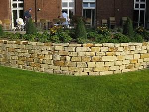 Alternative Zu Gras Garten : natursteinmauer galabau m hler traumgarten ~ Markanthonyermac.com Haus und Dekorationen