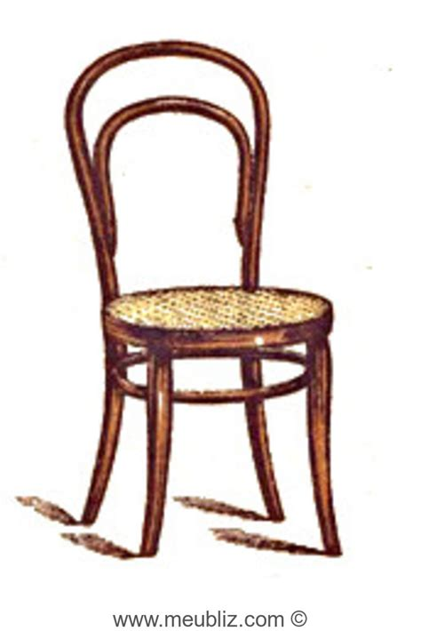 chaise n 176 14 par michael thonet