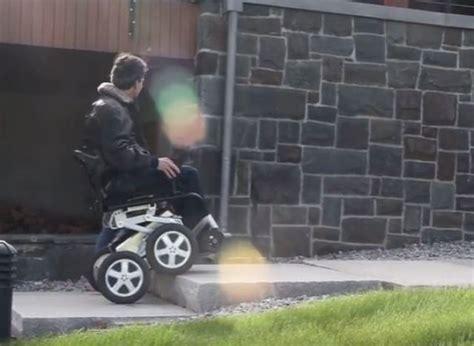 vid 201 o ibot le fauteuil roulant qui monte les escaliers est de retour