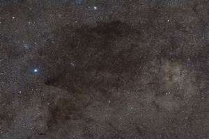 Coalsack Dark Nebula in Crux - DSLR & Digital Camera Astro ...