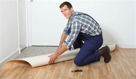 comment poser du vinyle ou lino au sol