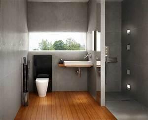 Toilette Mit Dusche : kleine moderne badezimmer ~ Markanthonyermac.com Haus und Dekorationen