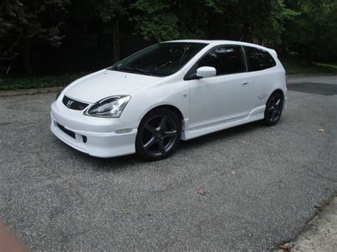 Find Used 2004 Honda Civic Si Ep3 Hatchback Rare Hfp