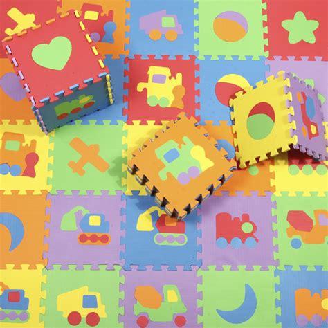 les concepteurs artistiques tapis de jeux puzzle bebe